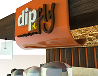 dipnfly chocolate booth