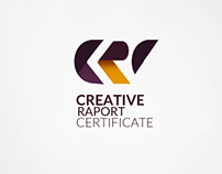 creative raport / logo / ci