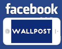 Facebook Wallpost Design