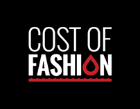 Cost of Fashion - Branding and Web Design