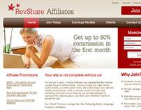 Affiliate Program Website