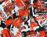 ASGER JORN - Exhibition branding