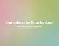 Generationen im Raum Indeland