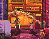Bob's Burgers - I'd fire all of you if i could