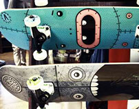 Skateboards : Peg