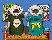 40 Winks (Pug Lovers)