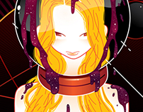 Queen of the galaxy #3