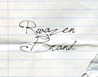 Rwazen's BRAND - 5 LOGOS