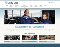 Dairy One Website