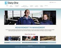 Dairy One Website
