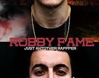 Robby Fame Album Design
