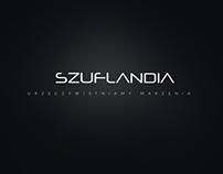szuflandia - logo,web