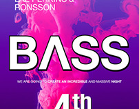 Bass: 4th Anniversary