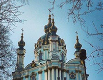 St. Andrew's Cathedral, Kyiv