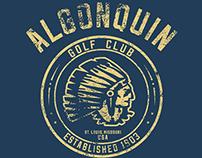T-Shirt Concepts - Golf