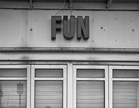 Black and white street shots