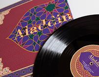 Aladdin Soundtrack LP