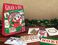 Grab-A-Bag Christmas Card Pack
