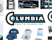 Columbia SC Rebrand