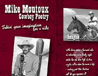 Cowboy Poetry Brochure