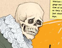 Illustrations for TeachHUB - Feb. 2014