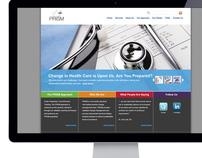 PRISM Brand & Website