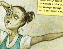 Illustrations for TeachHUB - Aug. 2013