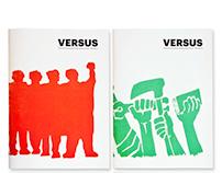 Versus - Pratiche di dissenso nella cultura visiva