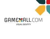 Gamexall Blog Visual Identity
