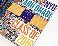 NYU Abu Dhabi Freshman Class Book