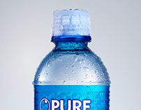 Packshot Pure Water