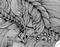 Pi #16 Sakura Lahar Megazione
