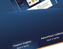 Impact Engine: Website