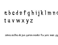 Typographie/typography