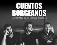 Grafica + Fotos | Cuentos Borgeanos | Niceto Club 22/02
