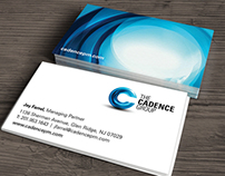 Identity Design for The Cadence Group