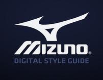 Mizuno Digital Style Guide