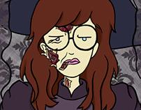 Daria True Blood Mashup