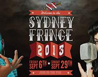 Sydney Fringe 2013 Sponsorship Booklet