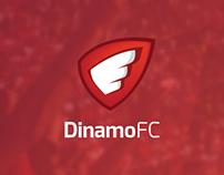 Dinamo FC. Re-Branding