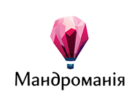 "Logo and corporate identity agencies ""Mandromaniya"""