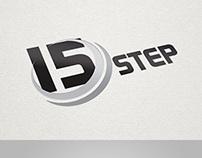 15 Step Logo