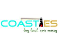 Coasties :  Sample Logo