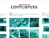 [Website] Musée des Confluences 2.0