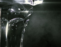 Cut glass trophy renders.