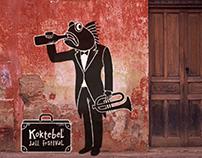 Koktebel Jazz Festival 2012. Visual Identity