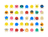 Spot.IM Stickers