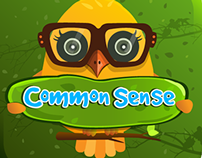 Common Sense (Quiz apps for ios)