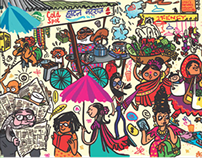The Great Indian Bazaar: Chumbak