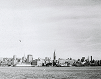 New York in B&W on celluloid